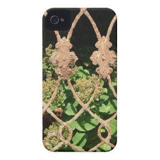 Rusty Fence Case-Mate iPhone 4 Case