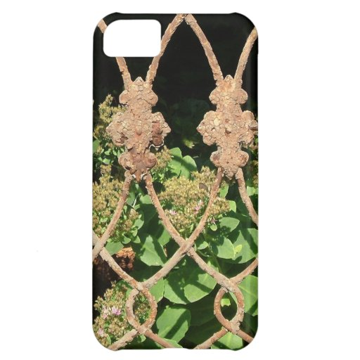 Rusty Fence iPhone 5C Case