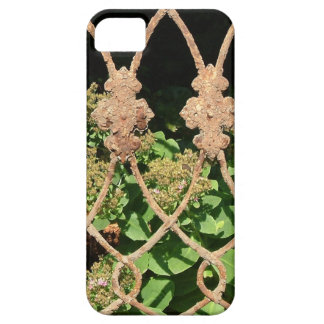 Rusty Fence Case For The iPhone 5