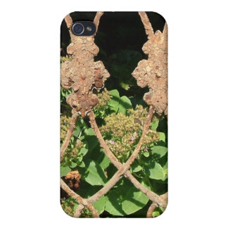 Rusty Fence iPhone 4/4S Cover