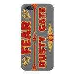 Rusty Gate iPhone 5/5S Case