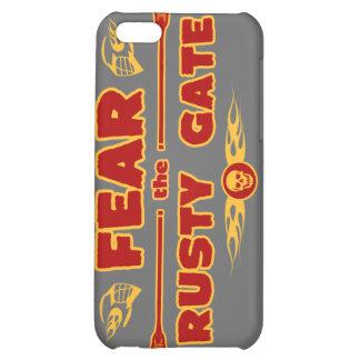 Rusty Gate iPhone 5C Covers