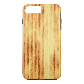Rusty Gold Abstract iPhone 7 Plus Case