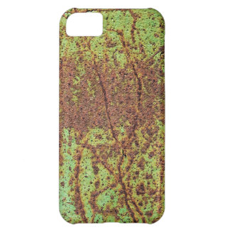 Rusty green iPhone 5  case Cover For iPhone 5C