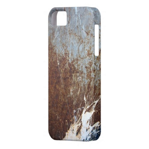Rusty Grunge iPhone 5 Cover