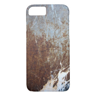 Rusty Grunge iPhone 7 Case