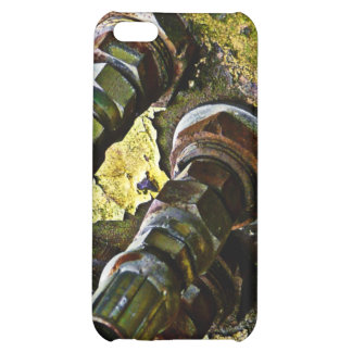 Rusty Hydraulic Tractor Hoses iPhone 5C Cover