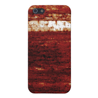 Rusty Case For iPhone 5