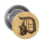 Rusty Knights Initial D Button