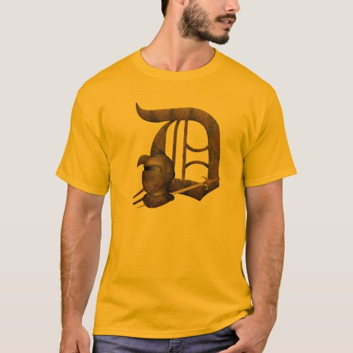 Rusty Knights Initial D T-Shirt