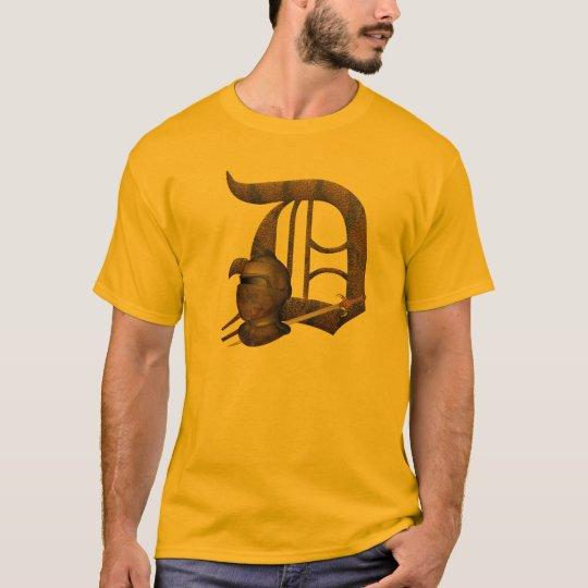 Rusty Knights Initial D T-Shirt