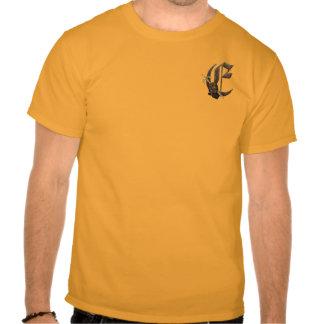 Rusty Knights Initial E Shirts
