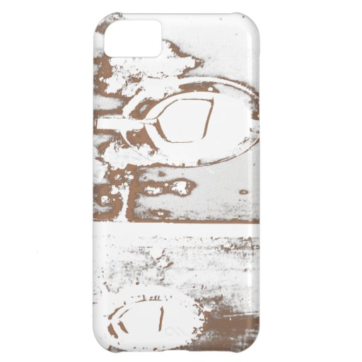 Rusty Landscape Cover For iPhone 5C
