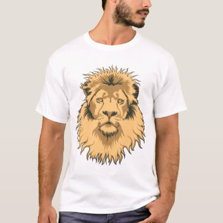 Rusty Lion Head EDUN LIVE Genesis unisex T-Shirt