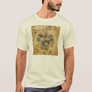 Rusty McGee '74 Tour T-Shirt