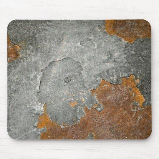 Rusty metal 2 mouse mat