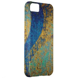 Rusty metal art iPhone 5C case