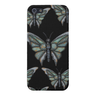 Rusty metal butterfly graphic art cool iphone case cases for iPhone 5