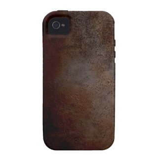 Rusty Metal Case-Mate iPhone 4 Covers