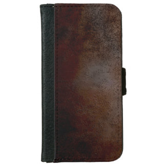 Rusty Metal iPhone 6 Wallet Case
