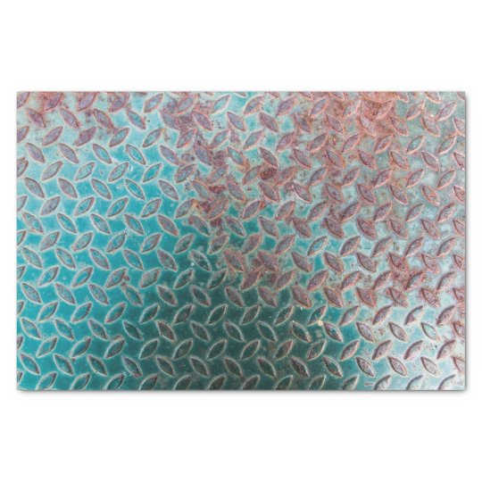 Rusty Metal Texture Tissue Paper