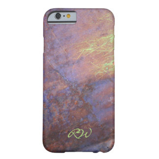 Rusty Metal Tin Roof Barely There iPhone 6 Case