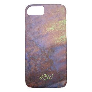 Rusty Metal Tin Roof iPhone 7 Case
