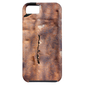 rusty metal tough iPhone 5 case