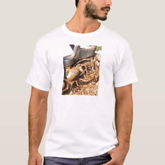 Rusty Motorbike T-Shirt