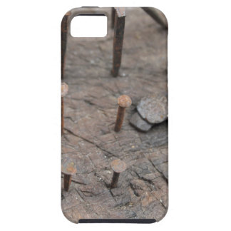 rusty nails iPhone 5 case