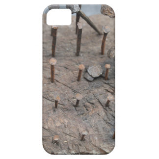 rusty nails iPhone 5 covers