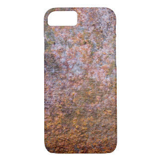 Rusty old metal texture iPhone 7 case