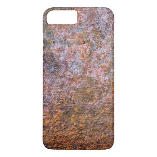 Rusty old metal texture iPhone 7 plus case
