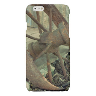 Rusty Old Wheel iPhone 6 Plus Case