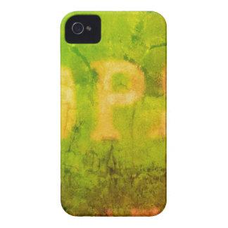 Rusty P iPhone 4 Case-Mate Case