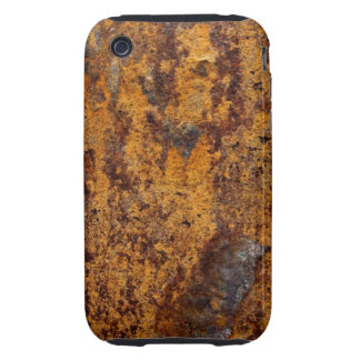 Rusty plate iPhone 3 tough cover