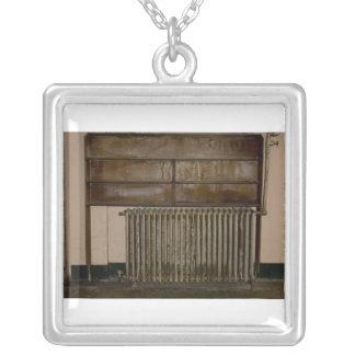 Rusty Radiator (Room Heater) at Alcatraz Prison Personalized Necklace
