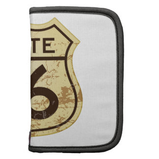 Rusty Route 66 Planner
