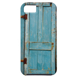 Rusty Rustic Weathered Door Retro Old Case For The iPhone 5