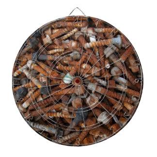Rusty Screws Dartboard