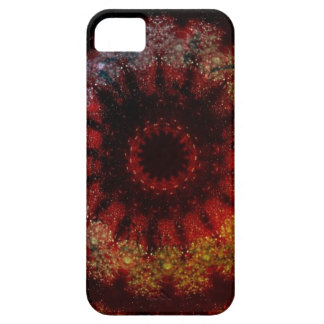Rusty Spiral iPhone 5 Case