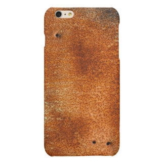 Rusty stained corroded vintage metal surface case iPhone 6 plus case