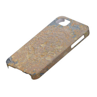 Rusty texture iPhone 5 Cases