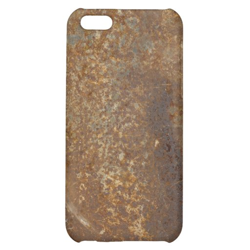Rusty Texture Case For iPhone 5C
