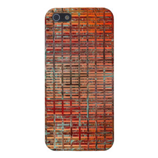 Rusty tiles background iPhone 5 covers
