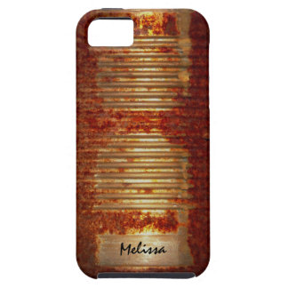 Rusty Tin Food Can iPhone 5 Cases