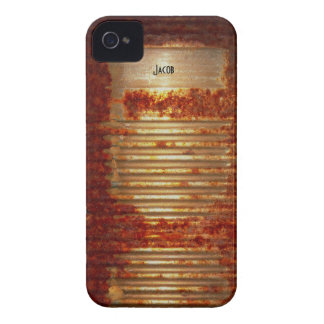 Rusty Tin Food Can iPhone 4 Cases