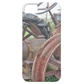 Rusty Tractor iPhone 5 Cases