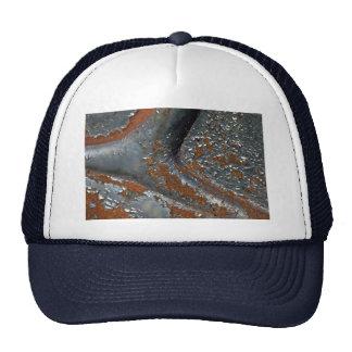 Rusty triangles trucker hat