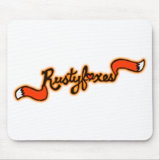 Rustyfoxes Customisable Mousepad